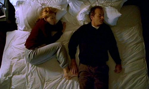 Kadras iš Lost in Translation (2003)