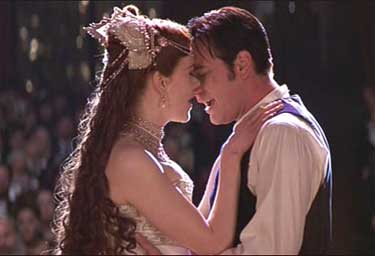 Kadras iš Moulin Rouge! (2001)