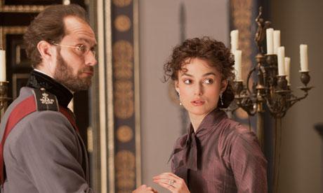 Anna Karenina, film of week